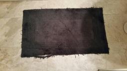 black bathmat 2
