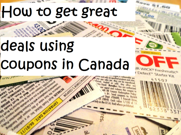 coupons with text 2